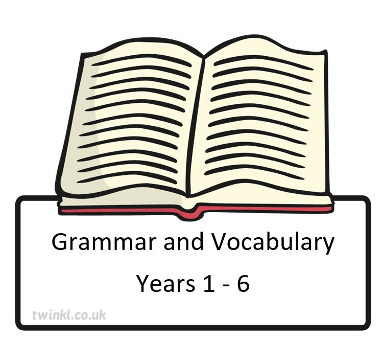 Grammar and vocab 1 6