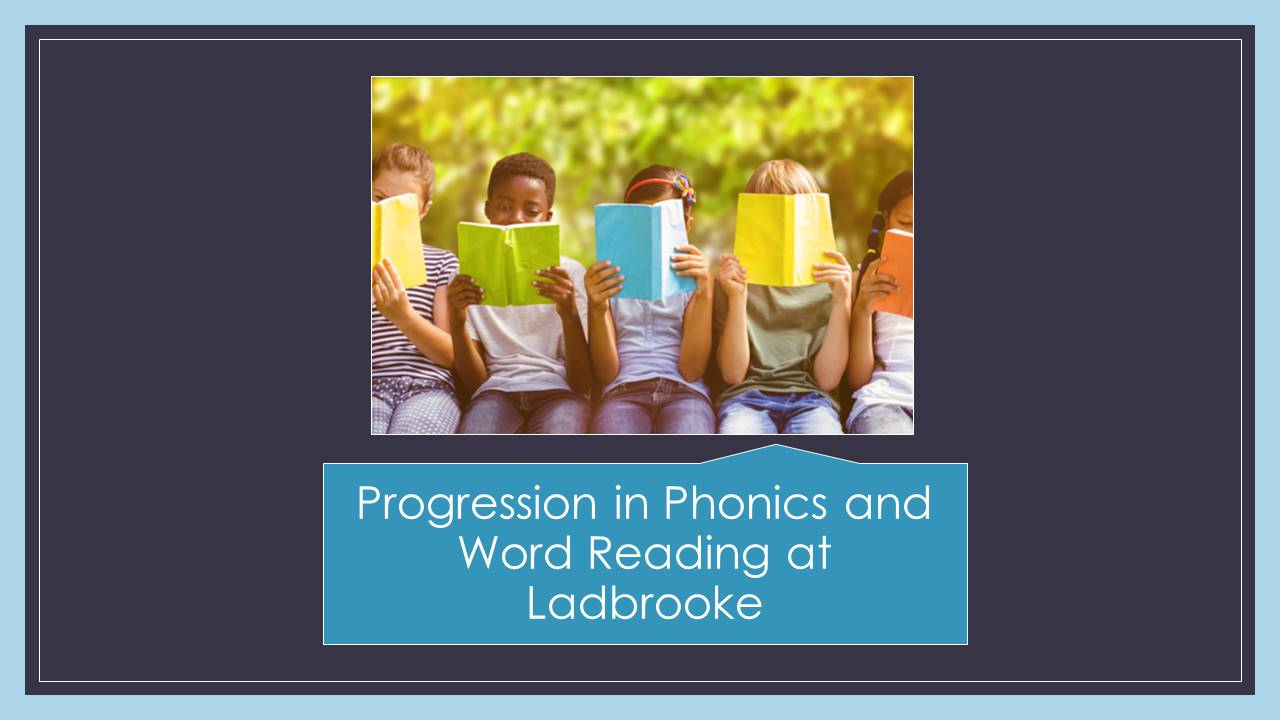 Website Buttons Phonics and word reading